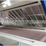alibaba ir tunnel screen printing conveyor flash dryer