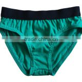 Good quality young boy good quality cotton boy underwear models brief boxer