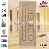 JHK-010 4.1mm Mosaic Glass None-Standard ASH Molded Easy Door Skin                                                                         Quality Choice