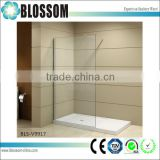 easy clean glass shower door customized frameless shower wall                                                                         Quality Choice