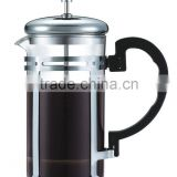 promotion Stainless steel French Press, french coffee press top quality Custom Coffee Plunger Coffee Maker French coffee press