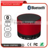 mini design colorful boom music box TF Card hands-free wireless portable bluetooth speaker with LOGO printing