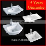 2016 cheap cabinet basin thin basin cabinet wash basin bathroom vanity sink                                                                         Quality Choice
