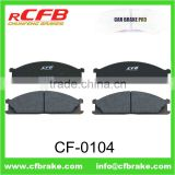 Auto Part Brake Pad A-212WK For Nissan Pick Up,Terrano,Urvan,Caravan