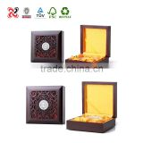 High Quality MDF Big Lots Bangle Gift Box/ Customized Crafted Wood Jewel Box Packaging