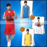 2015 DIY latest custom basketball jersey with basketball uniform logo design wih high quality fabric