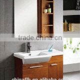 Modern washroom cabinet european style bathroom vanity units with towel shelf