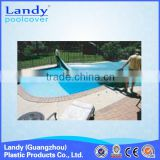 hard plastic swimming pool cover
