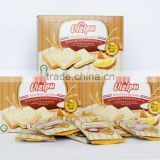 VIZIPU Durian flavour 210g/bag Egg Cookie - Hot new biscuits