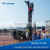 YUTONG Max Drilling depth 200m Drilling Rig Machine For Stone