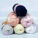 100 Polyester Yarn Hand Knitting Yarn Soft Yarn chunky yarn                                                                         Quality Choice