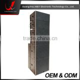 "LA2212 Two Way 2 x 12"" Line Array Speaker System/ Big Power Professional Outdoor Concert Sound System"