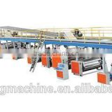 high speed 3/5/7 ply corrugated cardboard making machine /paper making machinery sucessfully running production line                                                                         Quality Choice