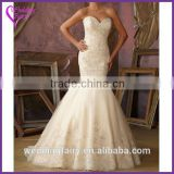 Main product OEM design bridal gown wholesale