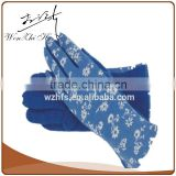 WENZHIHE Brand Names Touch Screen Cotton Gloves