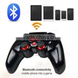 2015 hot new products bluetooth game controller, wireless bluetooth game pad for Android & IOS