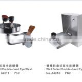 Lab Furniture Fitting Stainless Steel Emergency Shower And Eye Wash Station for Wholesale