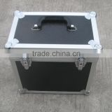 New Aluminium Black LP Case DJ Style For 50 12'' Vinyl Records Carry Travel