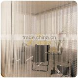 interior beauty salon, room partition curtain,decorative metal curtains