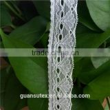 Fashionable Embroidery Handmade Beaded And Corded Lace Trim