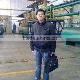 hot selling best pyrolysis plant for scrap tire/scrap plastic,waste tyre recycle machine