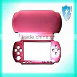 Red Aluminum Housing Case for PSP 3000 Console