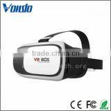 Vondo VR Box 3D Glasses perfect support Focal length and the distance apart adjust alone a key dual-use very convenient