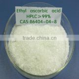 Supply High Purity 99% 3-o-ethyl-l-ascorbic acid/ VCE Ethyl Ascorbic Acid/3-O-Ethyl AscorbylEther