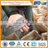 yellow coated concrete nails/hardened steel concrete nails/stainless steel concrete nail