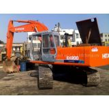 Inquiry about Used crawler excavator hitachi EX200