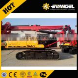 High Reliability SANY Rotary Drilling Rig SR180M Drilling Rig Machine For Excavator Drilling Rig