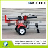 CE approved 18T gasoline log splitter with low price/Wood log splitter/hydraulic log splitter