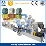 HIGH TECH PP STRAPPING ROLL MAKING LINES, PP ROLL MAKING MACHINE, STRAP MACHINES