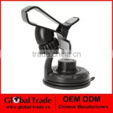 Gadget Holder with double hook Universal in Car Suction Windscreen Mount Holder Cradle for GPS Mobile Phone PDA A0290