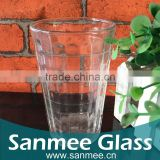Special Pattern Customised Drinking Glass Cups