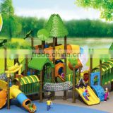 Outdoor playground equipment high quality multi-function slide