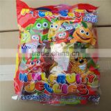 16g Jelly Cup Fruit Flavors Pudding Coconuts Filled Bag Packing