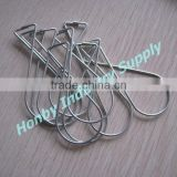 Poster Display 8 Shape Wire Ceiling Grid Hook Clips