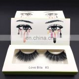 20 Color Makeup Eyelashes Extensions False Mink False Eye Lashes