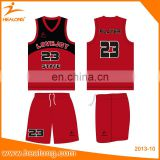 2015 China Oem White Blank Cheap Basketball Jerseys Design Sublimation Basketball Uniform