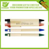 Promotional Logo Custom Recycled Recycled Ballpoint Pen