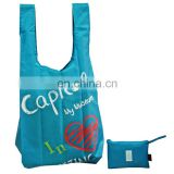 Promotional High Quality Recycled Used Foldable Shopping Bag