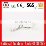 Factory direct sales of key / keys / new accessories chain 1.5x25 1.2 opening 1.2 button light chain(HH-key chain-001H)