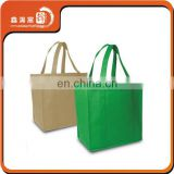 handle heat seal fashion customized non woven bag