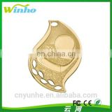 Winho Hockey Flame Gold Sport Medal
