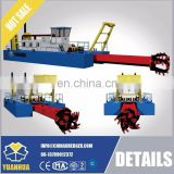 cutter suction dredger for river sand
