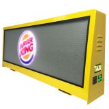 Taxi LED Display, Taxi Roof LED Display, Taxi Top LED Display