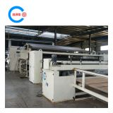 New type thermo quilting machine /non-glue thermo bond wadding production line in nonwove