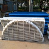 Cooling Tower Pvc Drift Eliminators Vane Mist Eliminator Safety