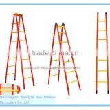 FRP extension ladder, insulation engineering ladder, household step ladder